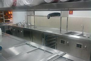 不锈钢厨具去除污渍的方法