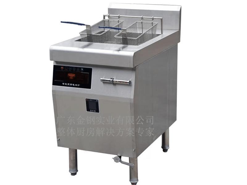 电磁单缸炸炉(豪huaxing)