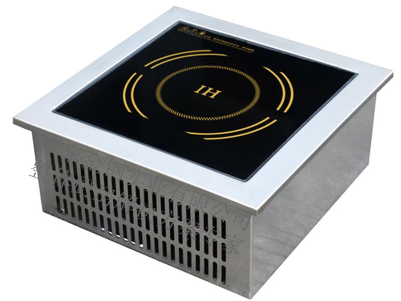 电磁嵌入式平面炉A