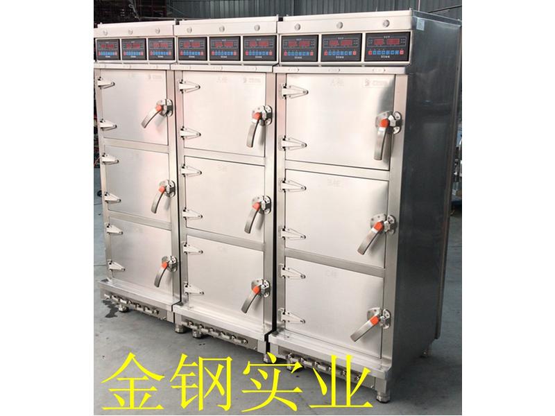 一体机三门双控蒸汽柜(燃气/电能)